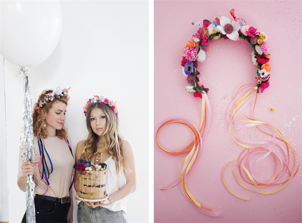 We Are Flowergirls x Stolzes Flowercrown