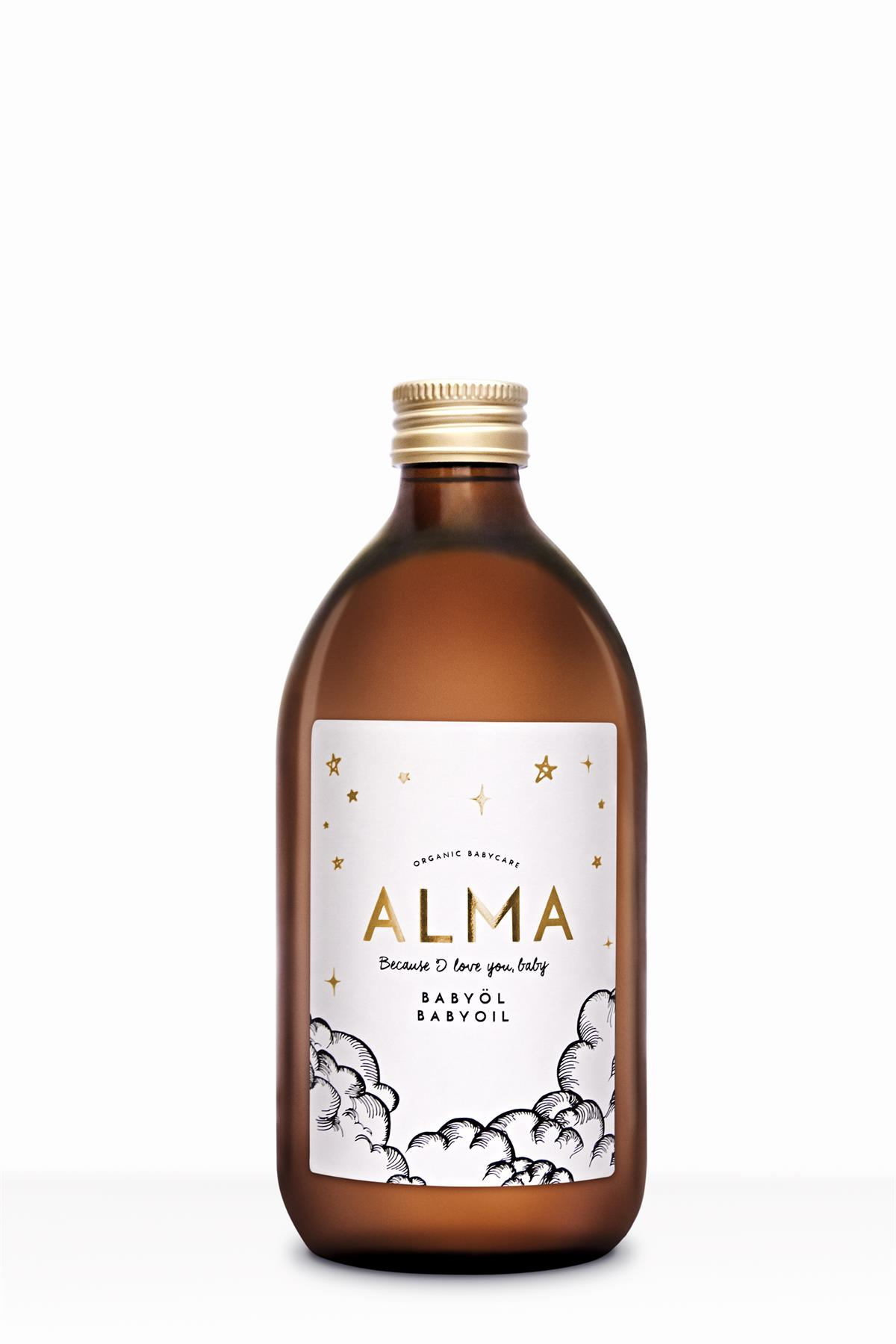 ALMA Babyöl 500ML (Limited Edition) EUR 129