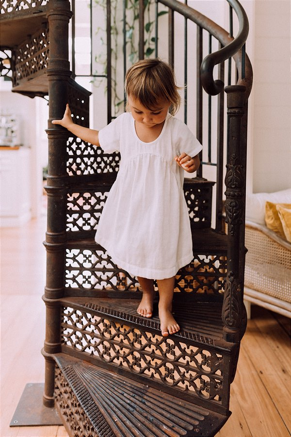 kyddo Olli Ella SS 19 Wear-Ivory-Toddler-02