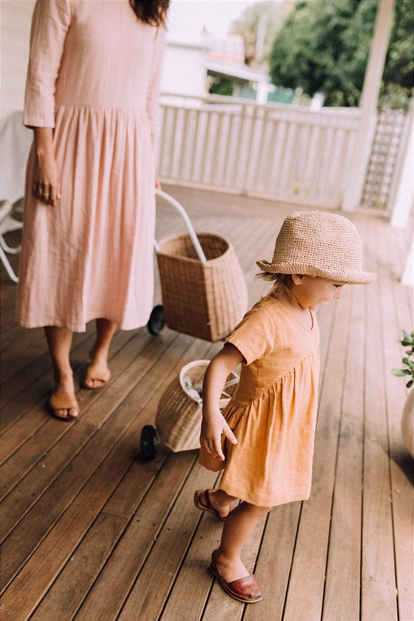 kyddo Olli Ella SS 19 Wear-Rose-Zinnia-Gold-Toddler-02