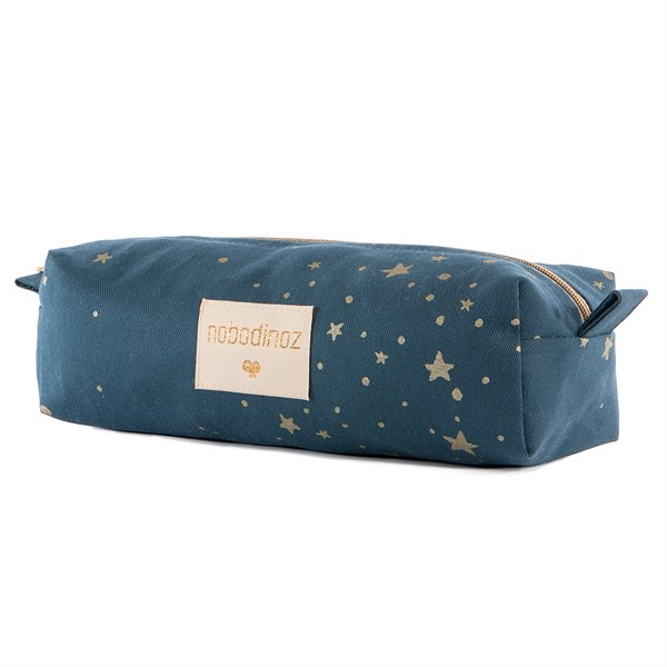 kyddo_Nobodinoz_Federmäppchen Gold Stella Night Blue EUR 12,95