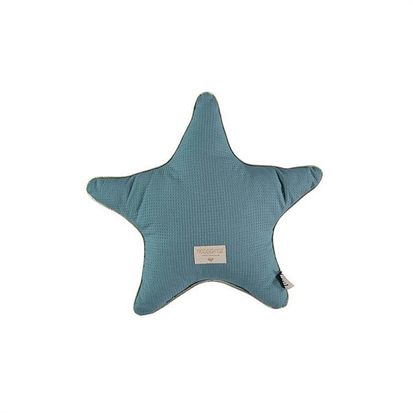 "kyddo_Nobodinoz_Kissen ""Aristote Star  Magic Green"" Eur 19,99"