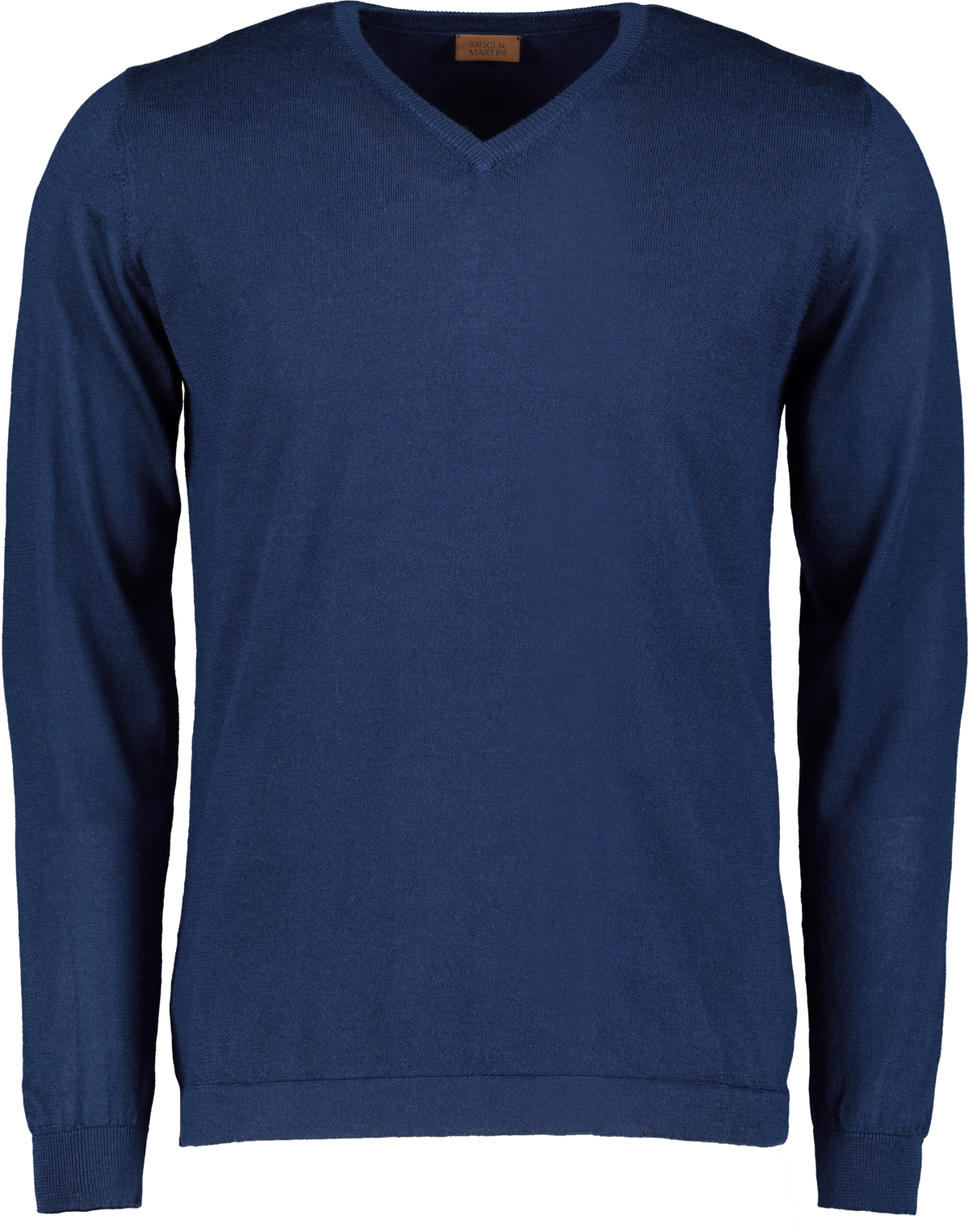 MOGLI & MARTINI - Kaschmir & Seide Sweater - royal blau - EUR 149