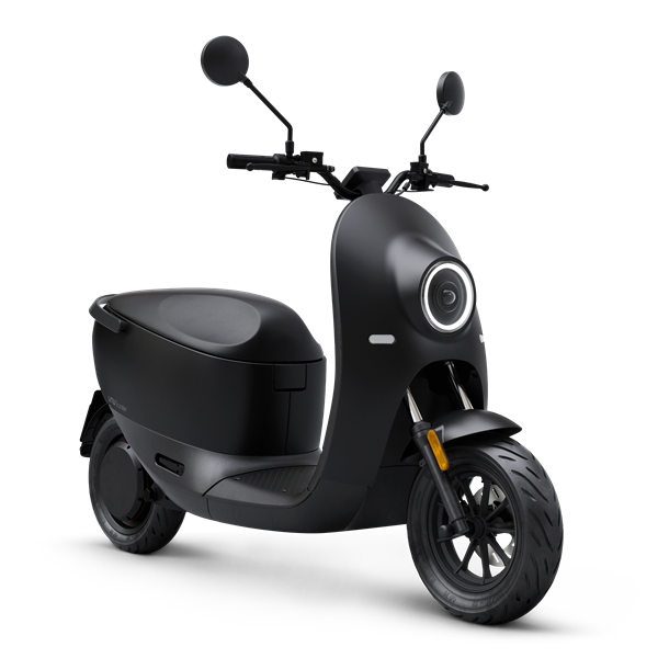 unu Scooter_Cutout_Black Matte_ab EUR 2.799