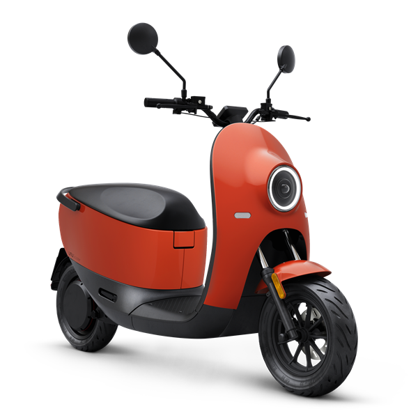unu Scooter_Cutout_Red Glossy_ab EUR 2.799