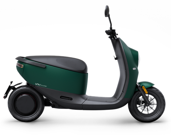 unu Scooter_Cutout_Side_Pine Matte_ab EUR 2.799