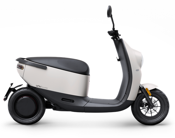 unu Scooter_Cutout_Side_Stone Matte_ab EUR 2.799