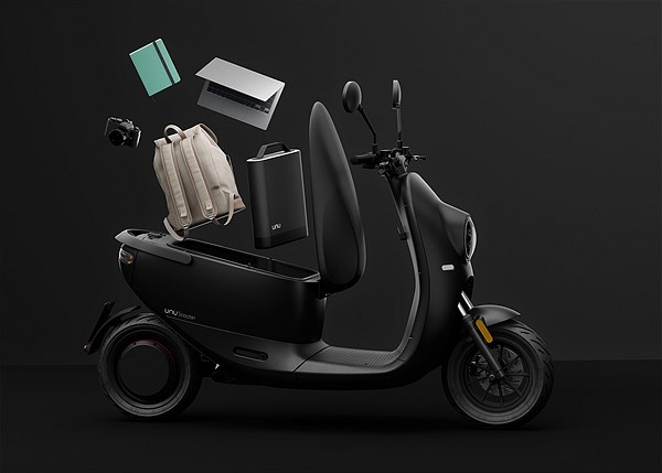 unu Scooter_Product_Storage