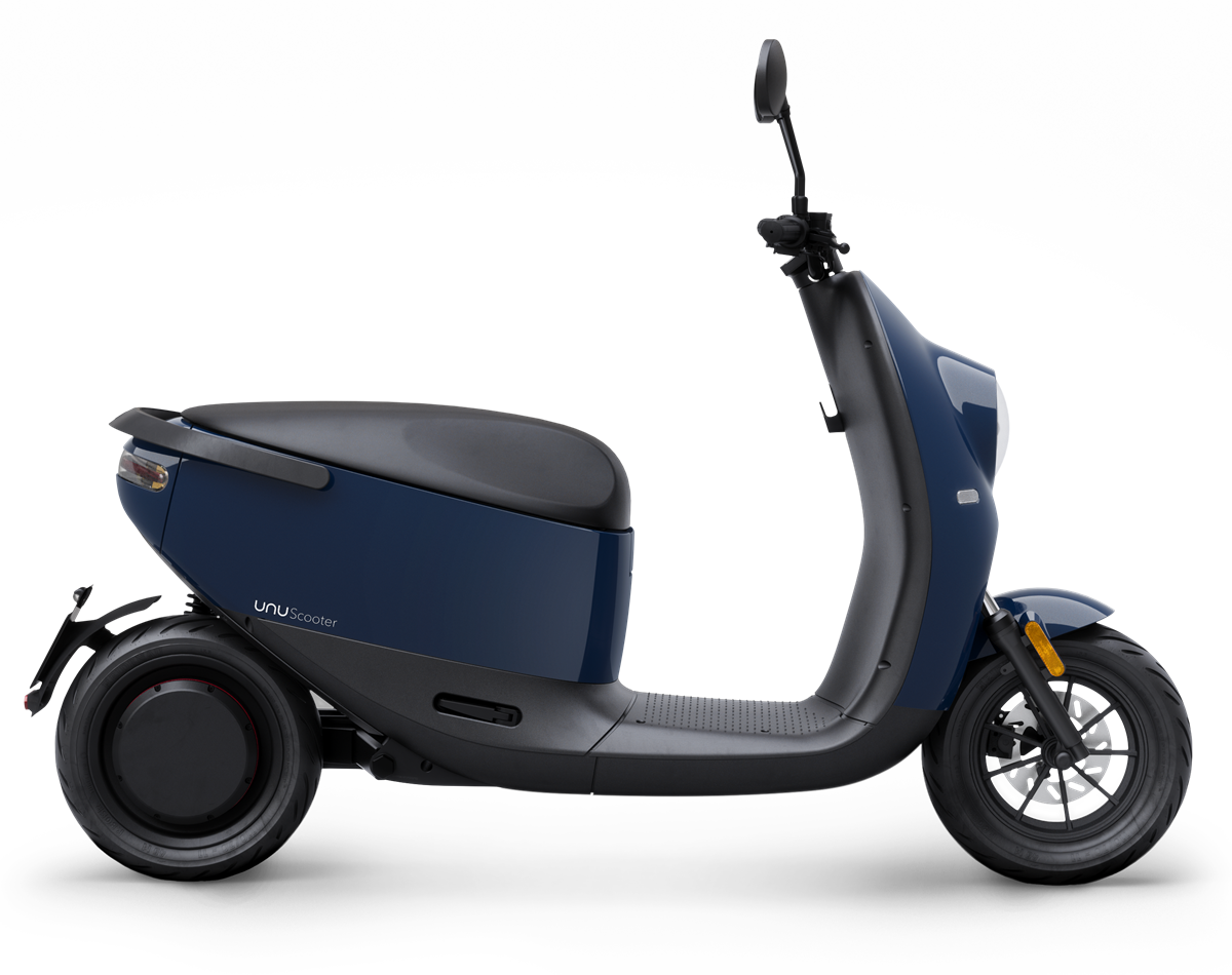 unu Scooter_Glossy Blue__ab EUR 2.799