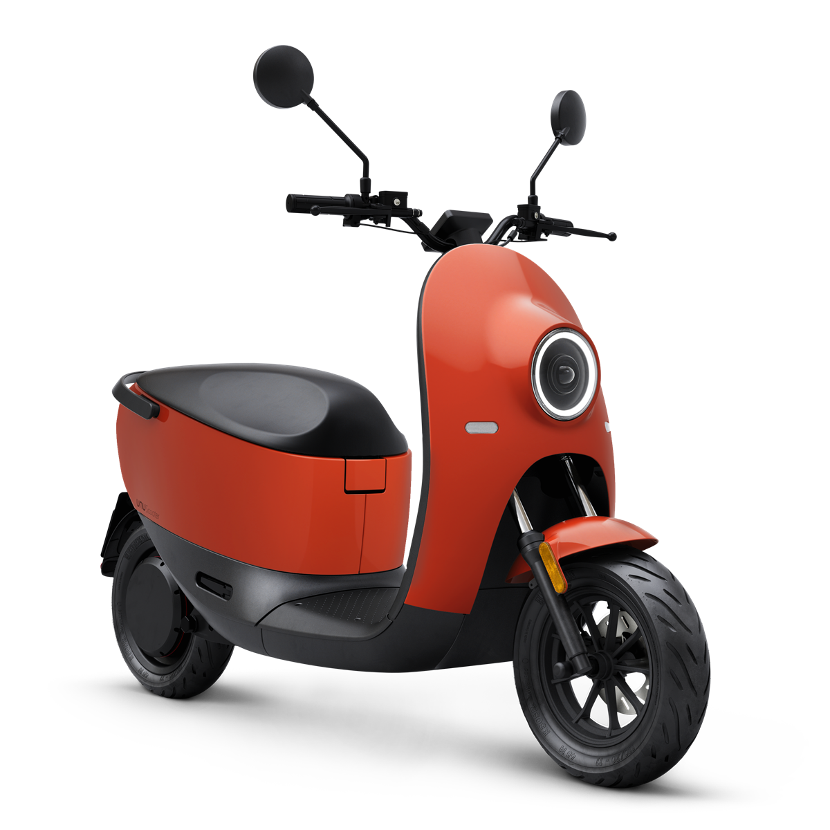 unu Scooter_Glossy Red_ab EUR 2.799