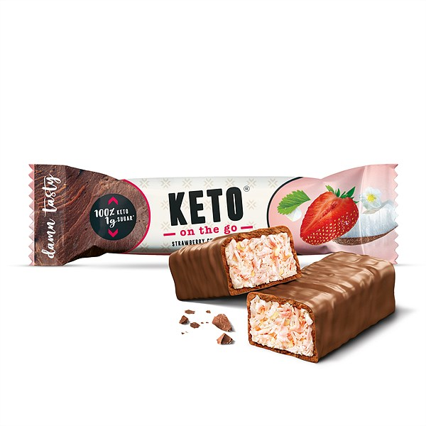 KETO on the go Strawberry Chocolate Bar_EUR 1,49_2