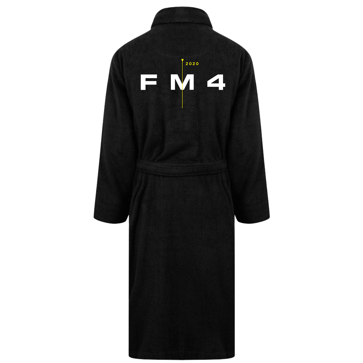 FM4 x peng! - 25 years anniversary collection_Bademantel_back_EUR 99